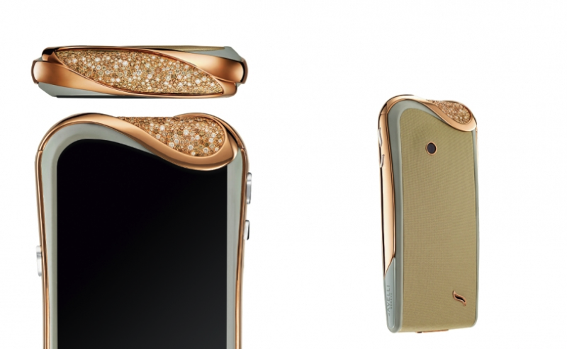 LuxuryVolt Savelli Jardin-Secret Luxury Phone Collection