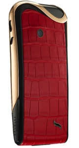 Luxuryvolt Savelli Ardent red version