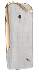 Luxuryvolt Savelli White luxury phone