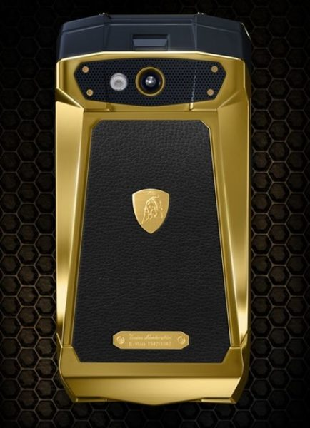 lamborghini luxury phone with android 4 2