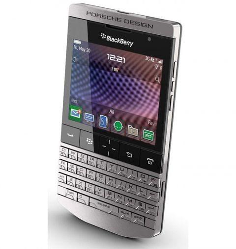 New Blackberry Luxury Phone Porsche Design With Os 10 2