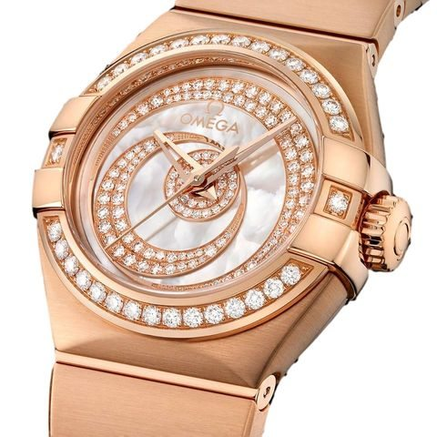 Omega watches women 2013