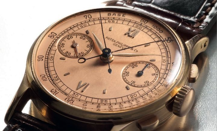 PATEK PHILIPPE 18K PINK GOLD WITH PINK DIAL CHRISTIE'S LUXURY-2