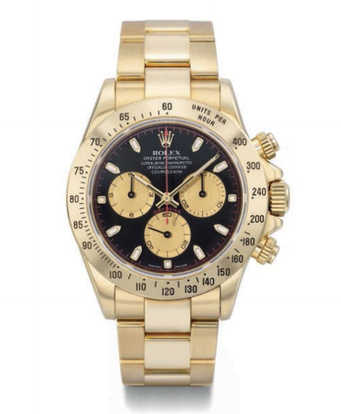 Rolex Daytona Eric Clapton christie's swiss watch