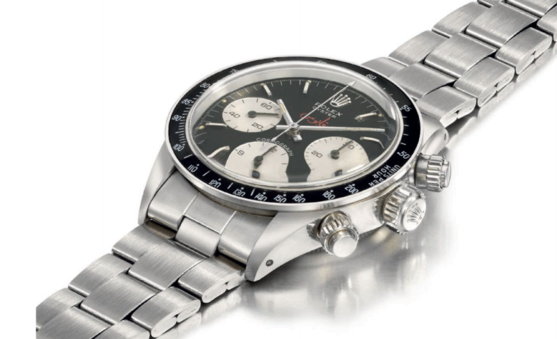 Rolex daytona sultan christie's lot 26