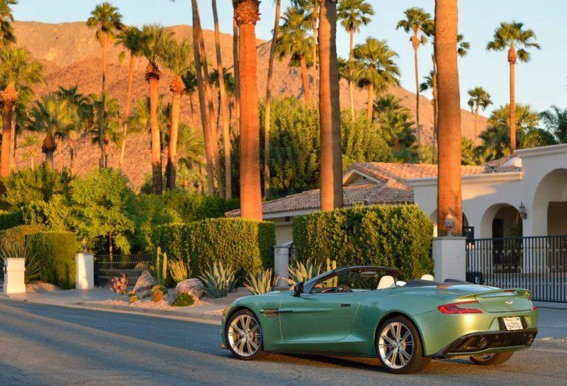 Aston Martin Vanquish Volante Appletree Green 5 Luxuryvolt Com