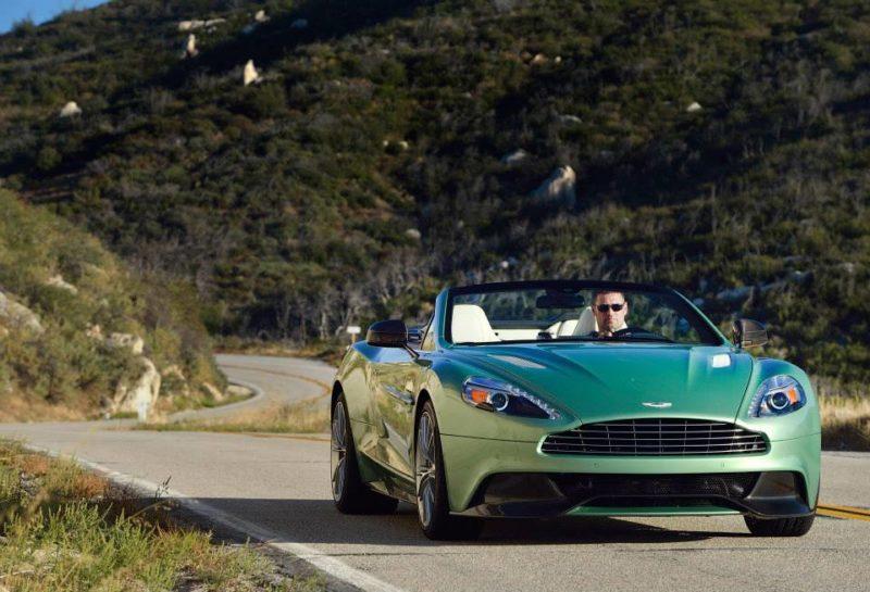 Aston Martin Vanquish Price in India Aston Martin Vanquish Volante