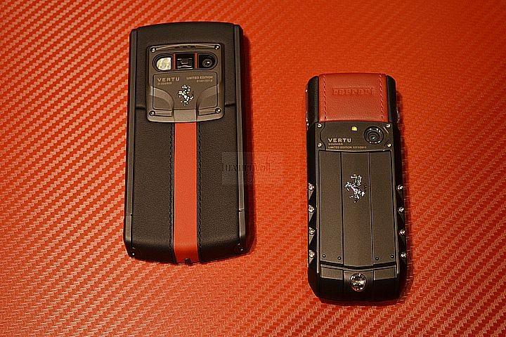 NEW VERTU FERRARI TI HANDS ON LUXURY PHONES-13