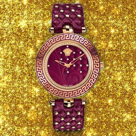 versace watches vanitas edition with diamonds