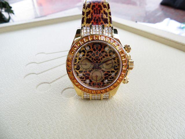 Leopard Gold Rolex Daytona Price Review Luxuryvolt Com