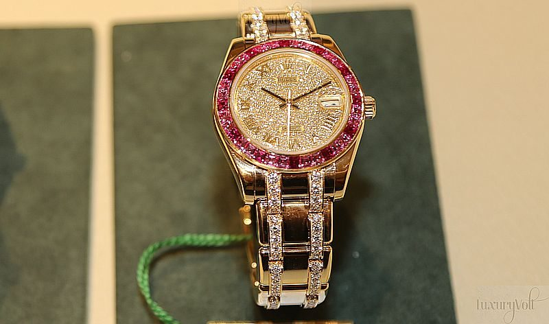 Best Of Rolex Datejust Watches For Women Luxuryvolt Com