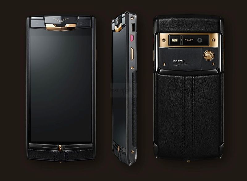 photo gallery vertu signature touch price colours. Black Bedroom Furniture Sets. Home Design Ideas