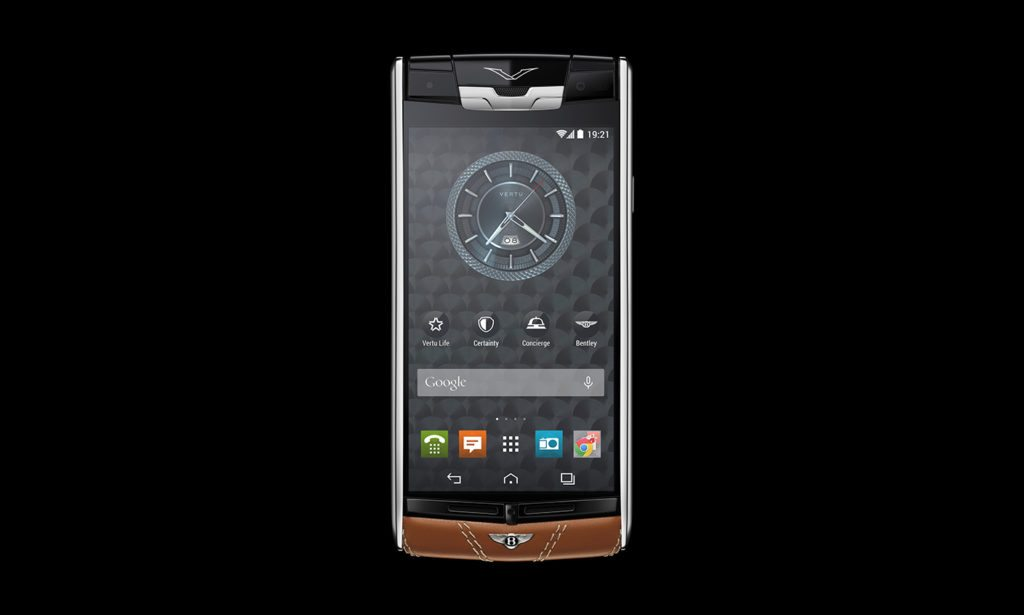 bentley phone price buy