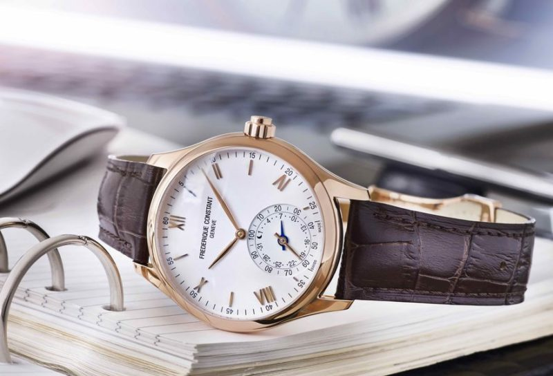 Swiss smartwatch price basel 2015 frederique constant-4