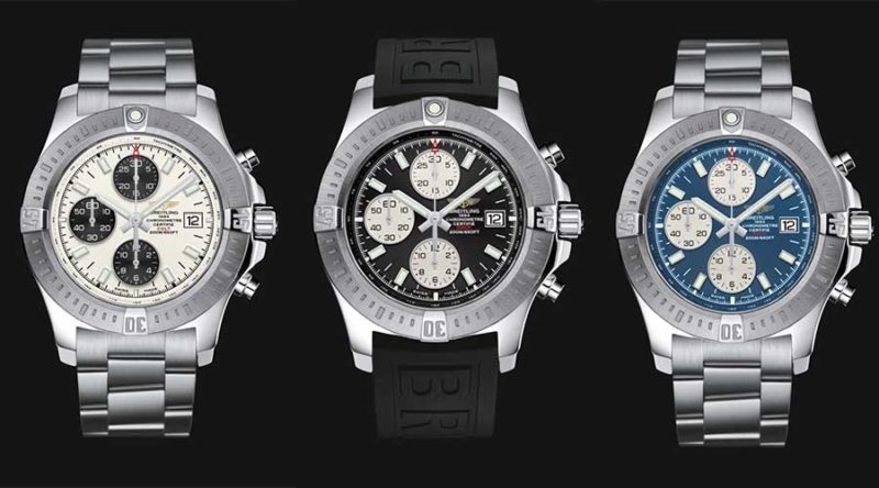 Classic Breitling Colt 44 Watches