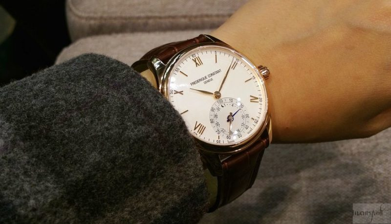 Frederique Constant swiss smartwatch review-2