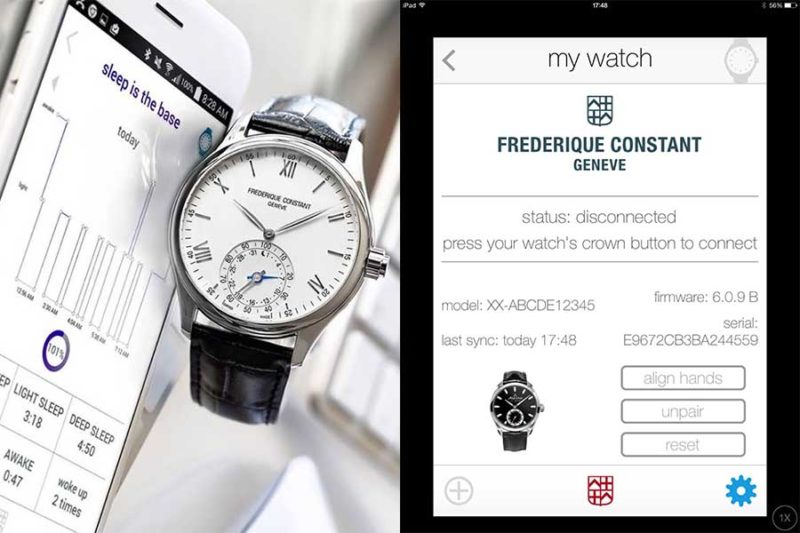 Smartwatch application ios