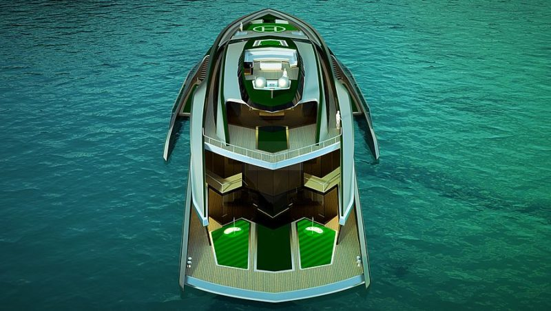 Fairwei golf yacht luxury lifestyle indian blogger-4