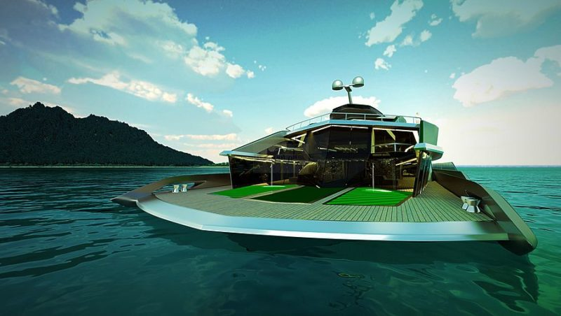 Fairwei golf yacht luxury lifestyle indian blogger-5