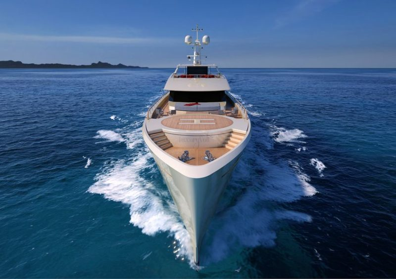 Mondomarine SF60 concept luxury yacht luxury indian blogger-3