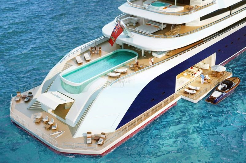 Party Yacht multi level concept luxury yacht luxury indian blogger-1