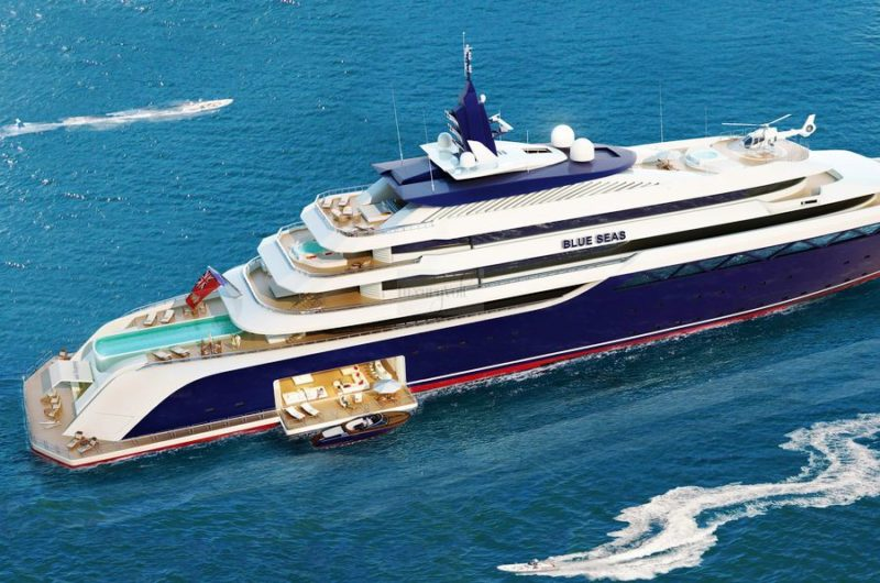 Party Yacht multi level concept luxury yacht luxury indian blogger-2