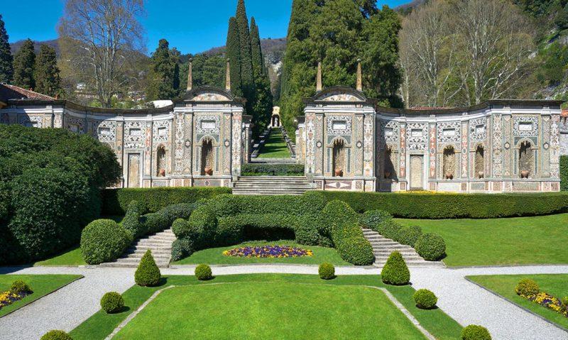 Lake como luxury rentals that are better than george for Hotel villa d este como