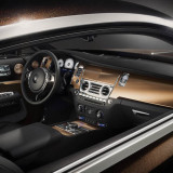 Rolls Royce In Copper Brown & A Rockin Audio System