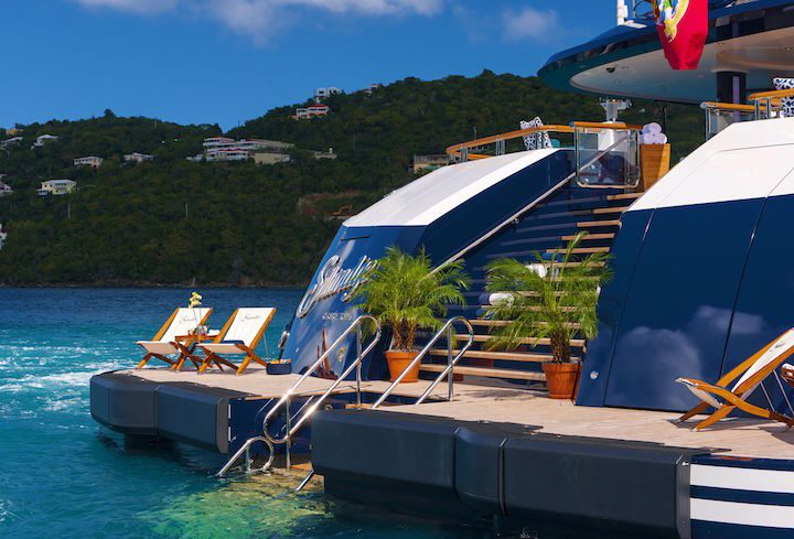 Luxury-Yacht-bathing-platform-Solandge