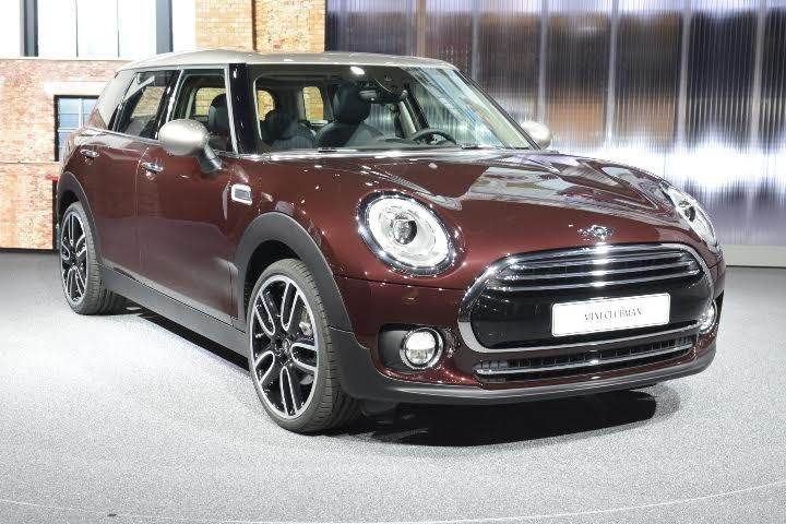 mini clubman cooper 39 whopper 39 launched. Black Bedroom Furniture Sets. Home Design Ideas