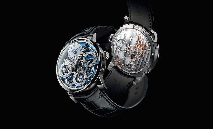 MB&F perpetual calendar watch price