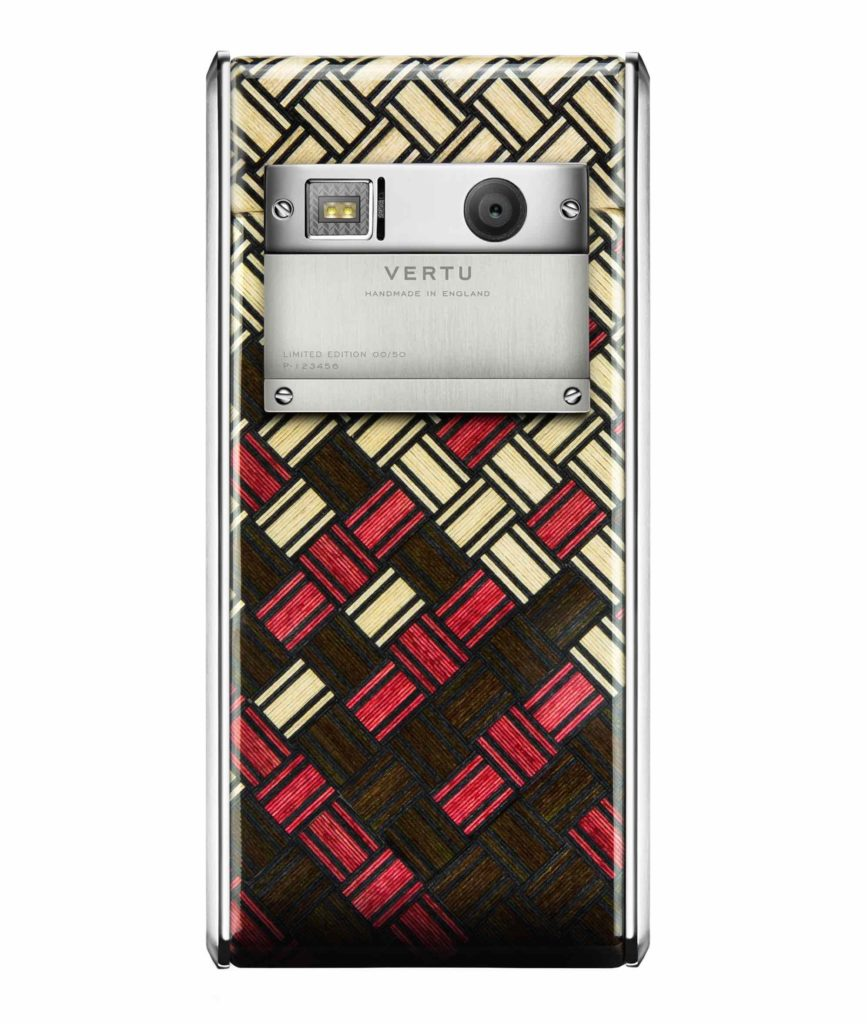 Vertu wood phone luxury phone priez india