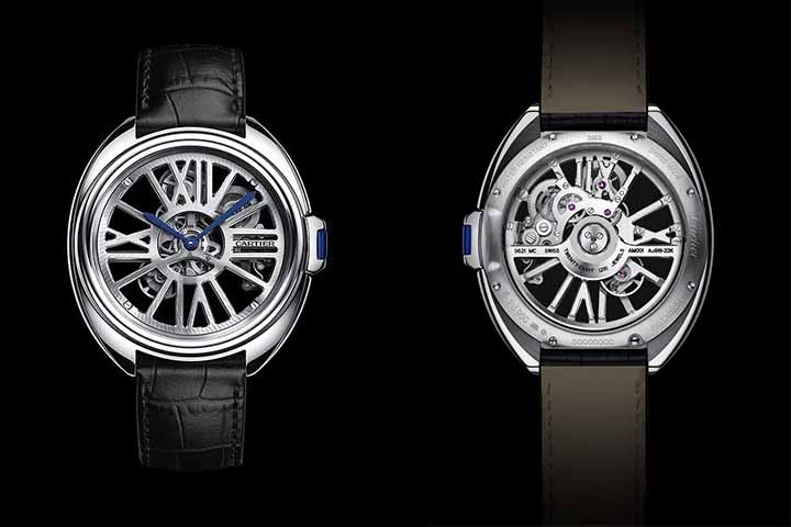 skeleton automatic watch cartier 2016 sihh price