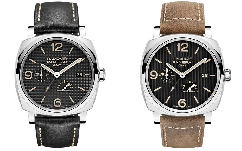 SIHH 2016 Panerai New Radiomir Models with Stripes on ...