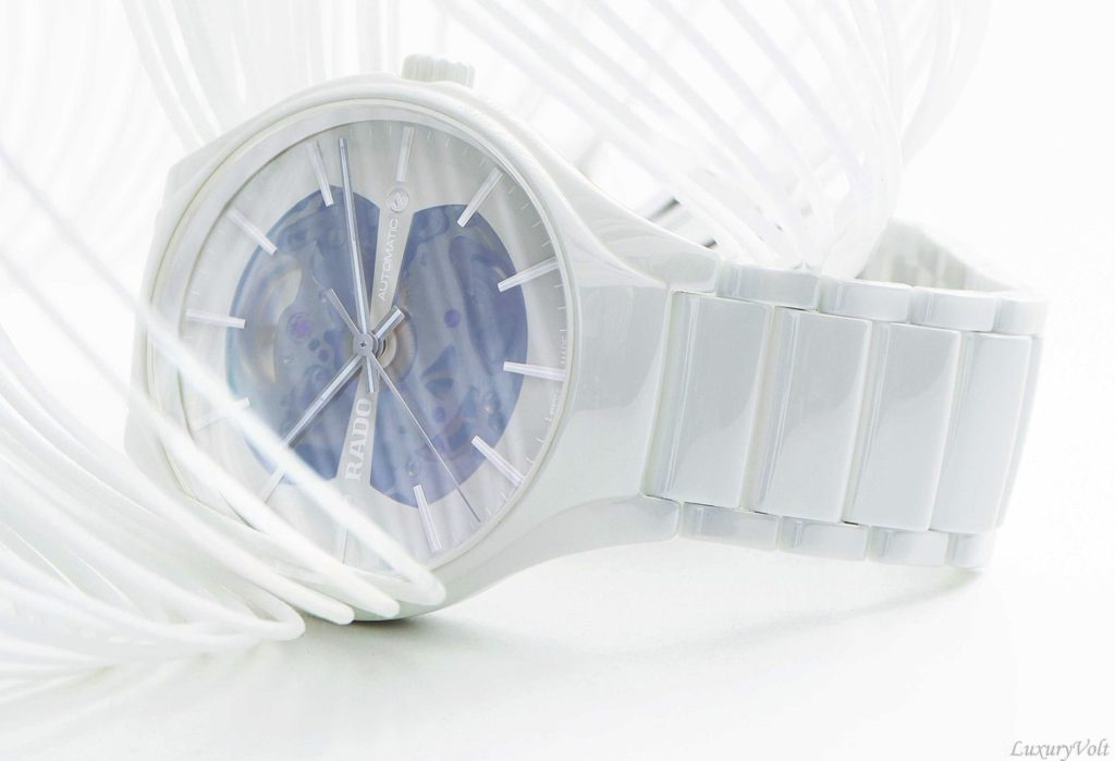 Rado new baselworld 2016 ladies watches white