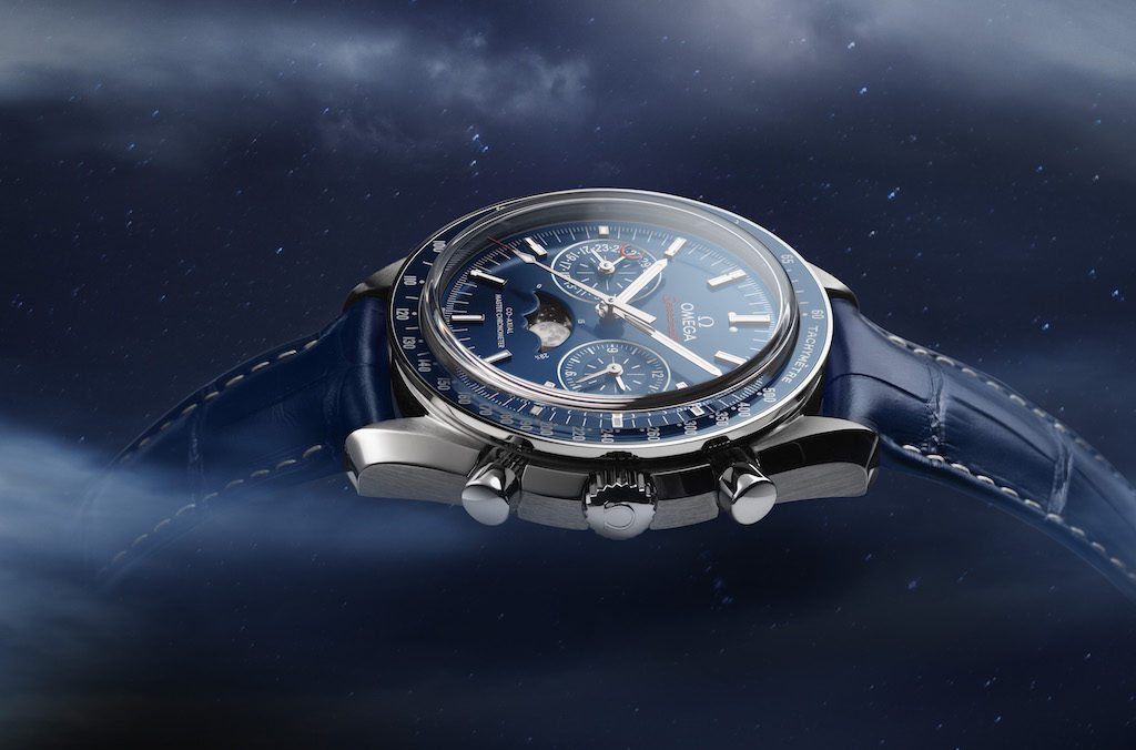 Omega blue moon watch 2016 basel launch mens watch