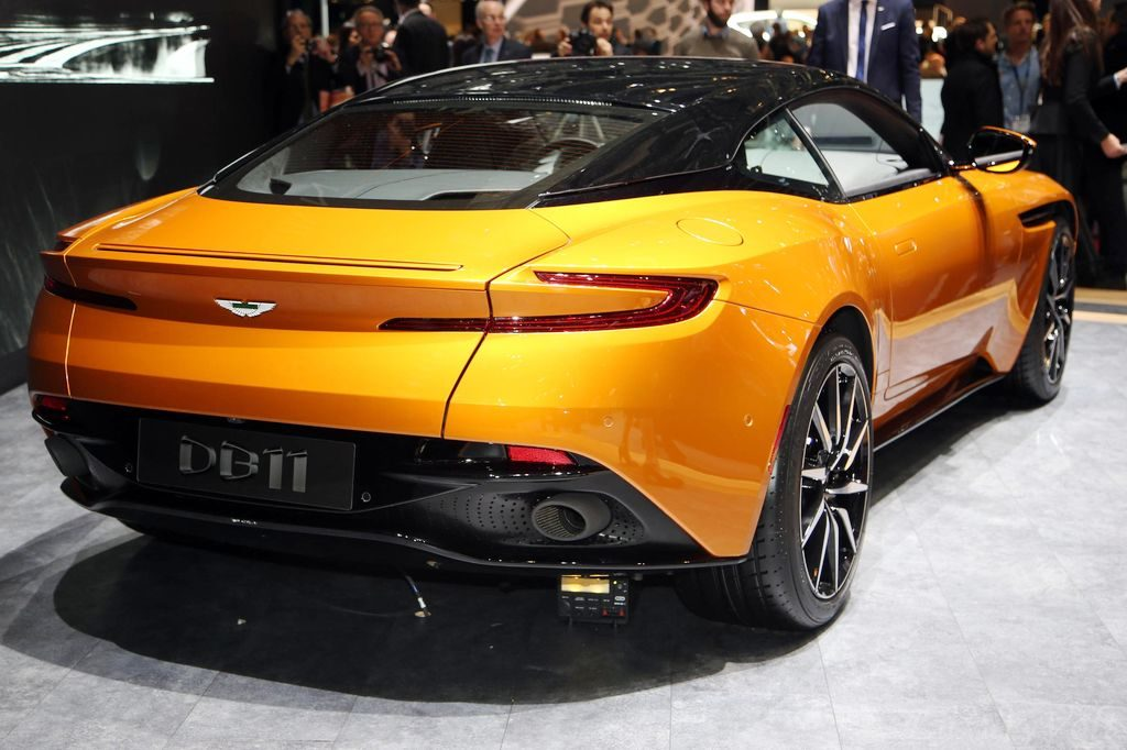 Aston martin geneva db11 2016 price availability india luxury-4