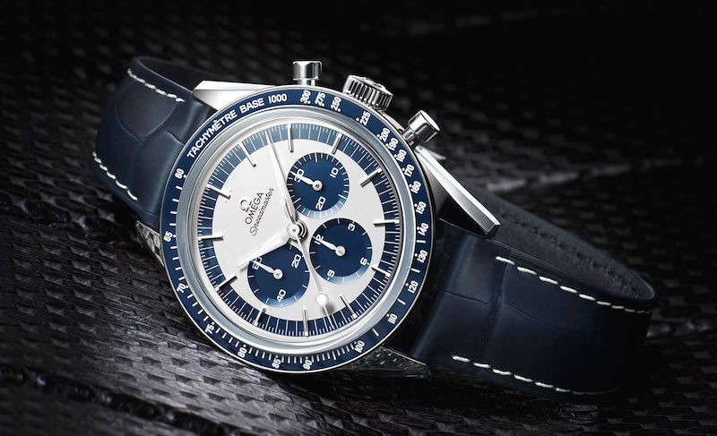 Omega speedmaster original moonwatch 2016 version basel price