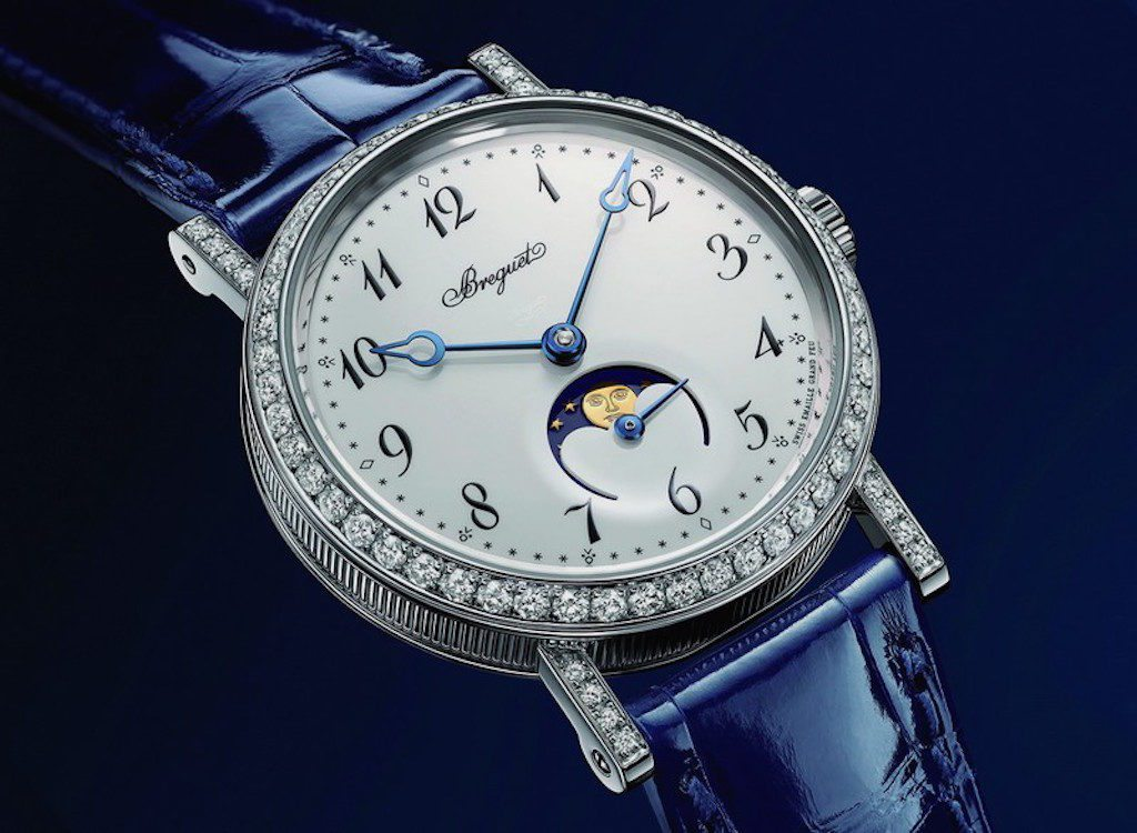 breguet 2016 moonphase ladies watch