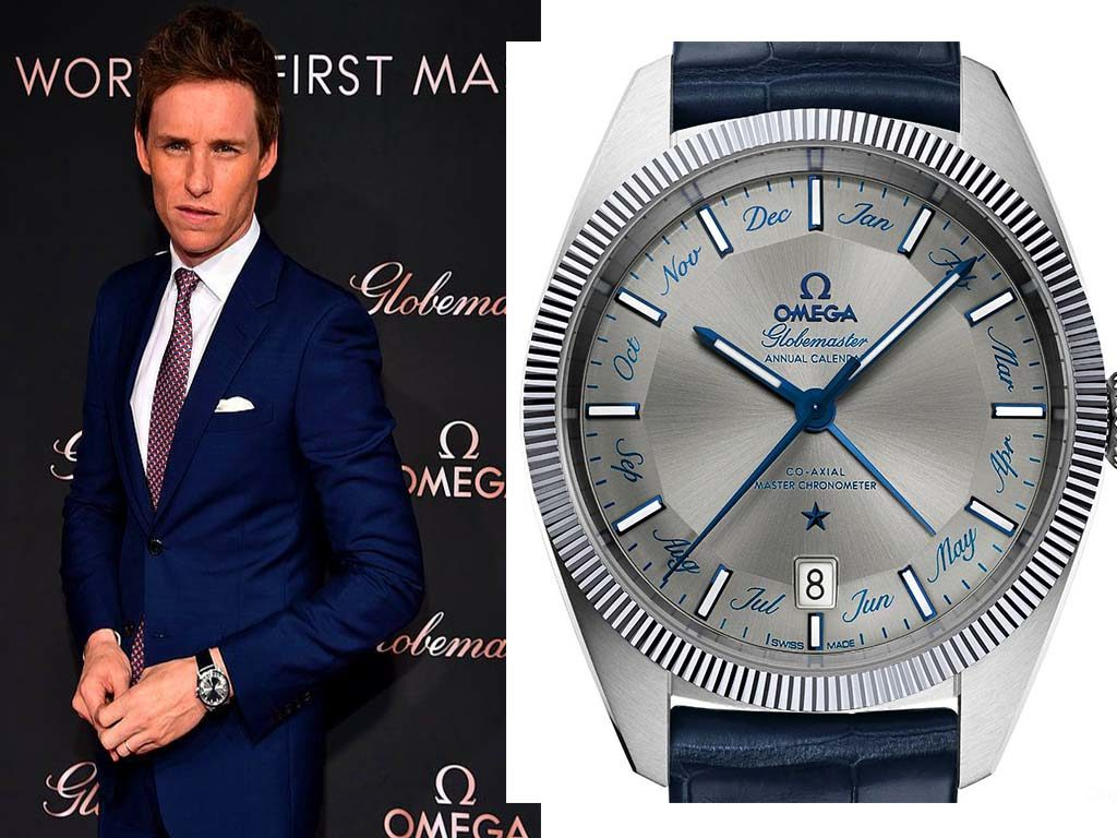 celebrity omega watches