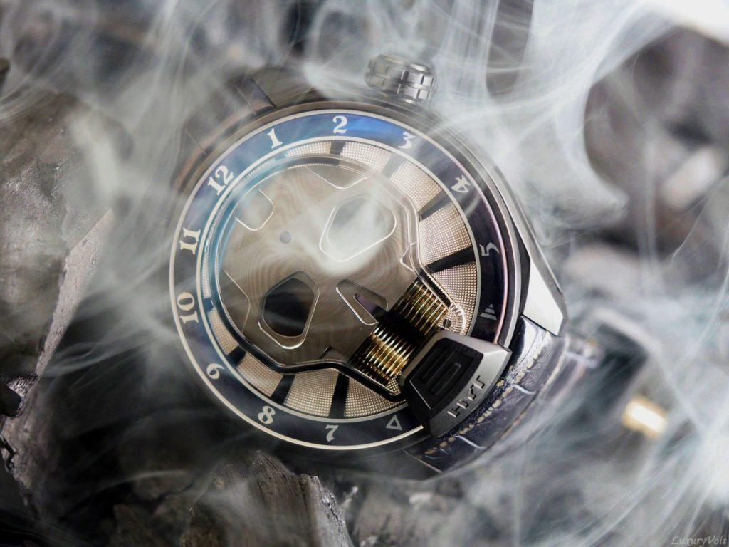 hyt black skull watch basleworld 2016 hyt price-2