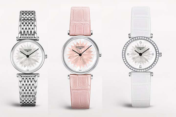 longines ladies summer watches