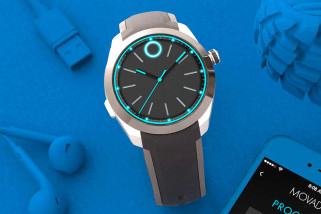 No-Charge Smartwatch To Be Introduced at Baselworld 2016