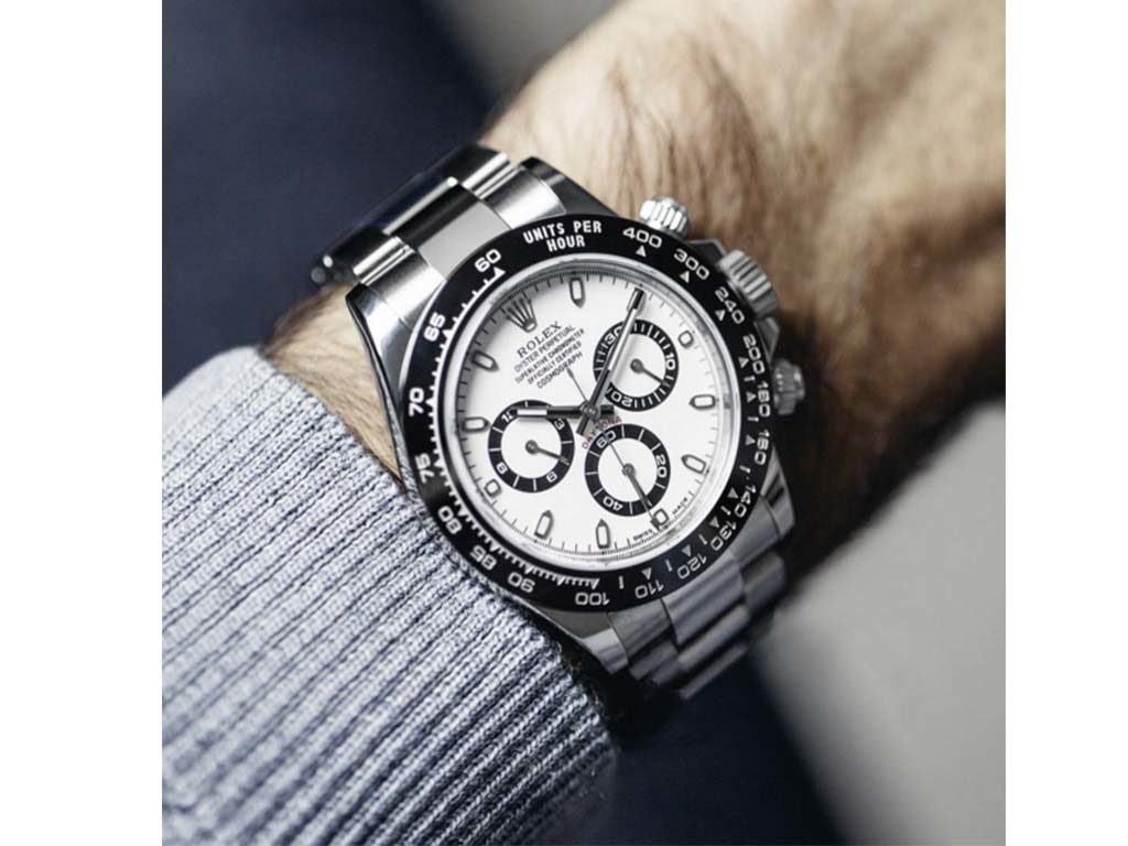 Rolex Daytona Black Ceramic