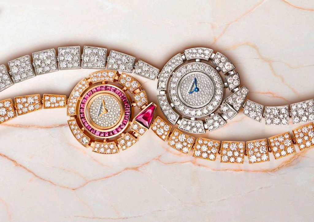 serpenti bulgari 2016 ladies watches