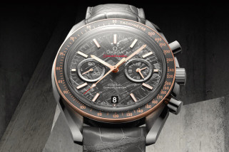 Basel 2016 Omega Collection with Meteorite Omega Speedmaster