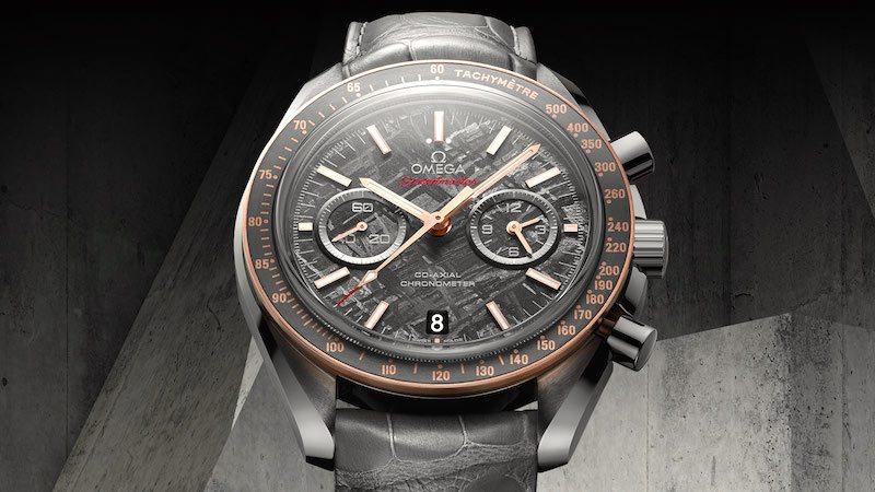speedmaster_omega basel watch_meteorite_