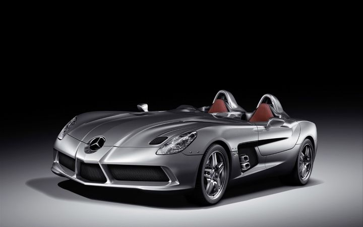 mCLAREN mERCEDES slr sTIRLING mOSS_result