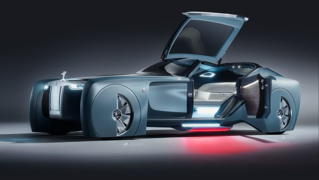 rolls royce vision 100 part 2