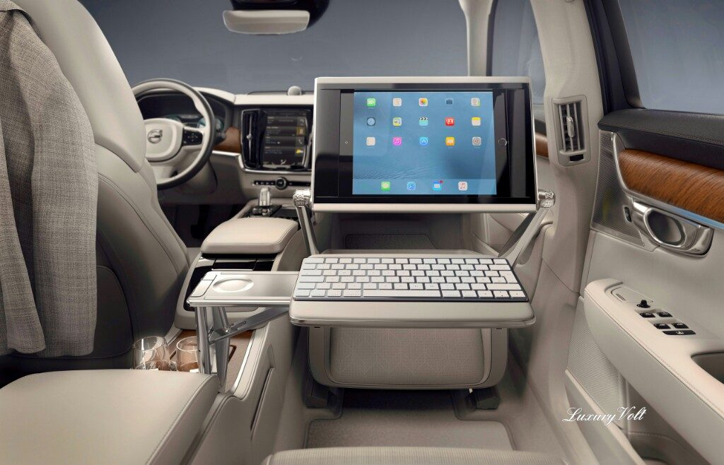 laptop holder in volvo cars buy